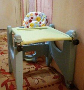 Стол стул для кормления OLYMPUS
