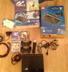 Play Station slim 3 system 500gb