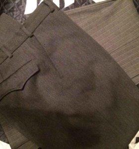 Двое брюк новые