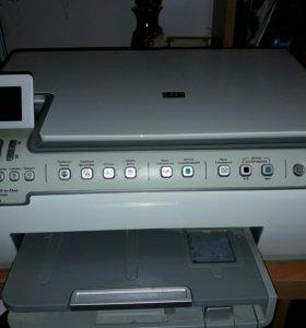 Принтер HP Photosmart C5183 All-in-one
