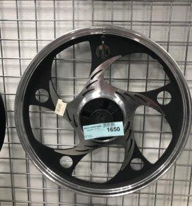Диск колесный 1,6-17, мото, задний, литой