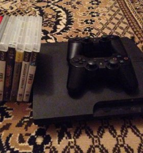 Sony PlayStation  slim 320 gb