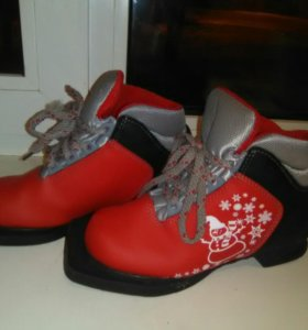 Лыжные ботинки 31 размер