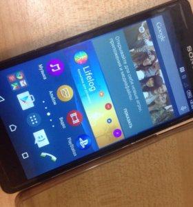 Sony Xperia z3 compact d5803 черный