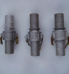 Быстроразъемные соединения Камлок Ø 50 мм