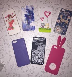 Чехол для iPhone 5,5c,5s,se
