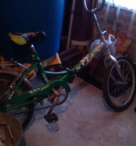 Велосипед stals
