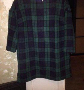 Новое платье прямого покроя