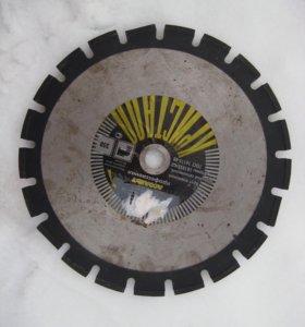 Алмазный диск асфальт Ø 350х25,4 мм