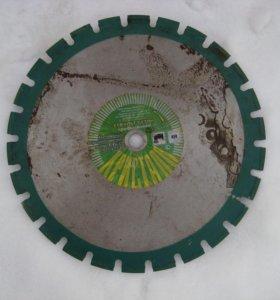 Алмазный диск асфальт-бетон Ø 450х25,4 мм