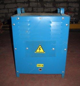 Понижающий трансформатор ТСЗИ 1.6 кВт, 380-42 В