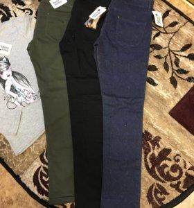 Новые джинсы и толстовка Германия