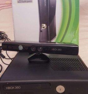 Xbox 360 +kinect +27 игр в подарок
