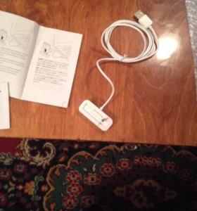 iPod shuffle dock