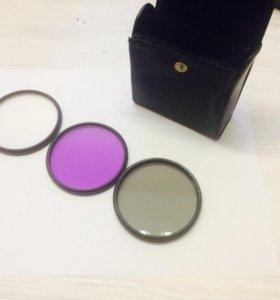 Набор световых фильтров 72mm
