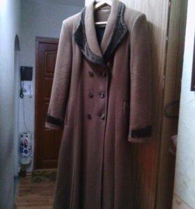Пальто 46-48р