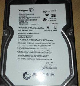 HDD SEAGATE SATA 1GB 7200.12