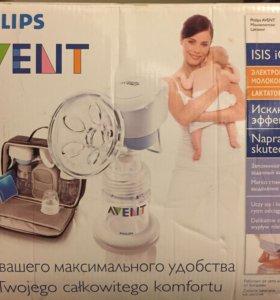 Молокоотсос Philips AVENT ISIS iQ UNO