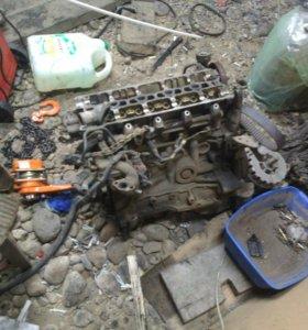 Двигатель на запчасти 4g93gdi