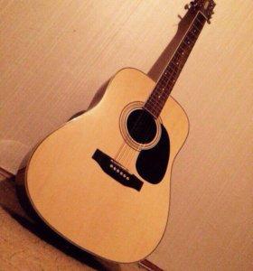 Акустическая гитара Augusto Gringo-3
