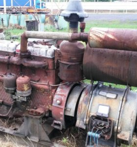 Продаётся дизель-генератор