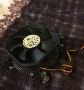 Кулер с радиаторами для ПК