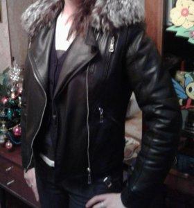Куртка - косуха ( натур. Кожа )