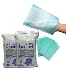 Пенообразующие рукавички