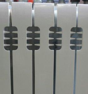 Чугунная батарея,евро-чугун(750р.)