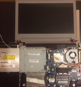 Продам ноутбук Lenovo Z400 на запчасти