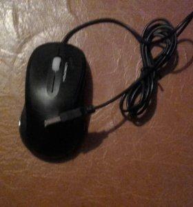 Мышка на ноутбук