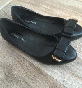 Новые туфли ( балетки )