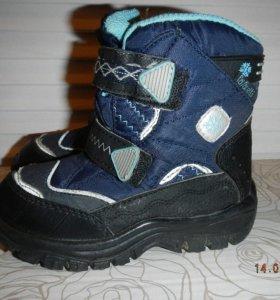 Зимние ботинки 26
