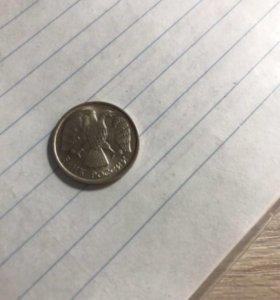 Монета 10₽ 1992