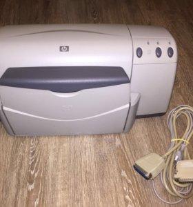 Принтер струйный USB HP DeskJet 920C