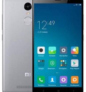 Новые. Xiaomi Redmi Note 3 Pro 3/32