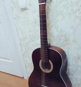"""Гитара """"Аккорд"""" аккустическая"""