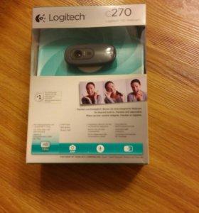 Веб камера с270 Logitech