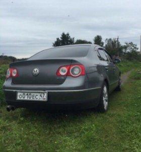 VW Passat B6,2.0 AT,2006