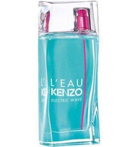 """Kenzo """"L'eau Par Electric Wave Pour Femme"""" 100 ml"""
