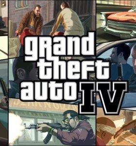 (Xbox 360) GTA IV Grand Theft Auto (GTA 4)