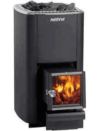 Дровяная печь для бани Harvia M3SL, WKM3SL , 64176