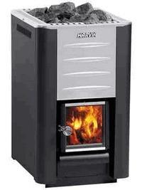 Дровяная печь для бани Harvia 20 Pro, WK200 , 6417