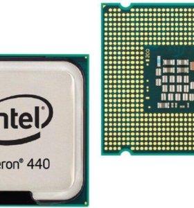 Процессор Intel Celeron 440