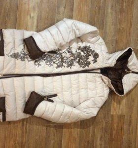 Зимняя куртка, новая!