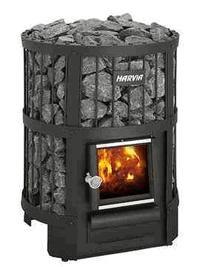 Дровяная печь для бани HARVIA Legend 240, WK240LD