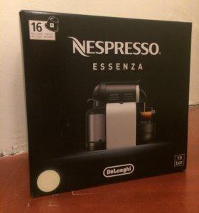 Кофемашина nespresso delongi