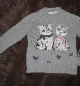 Пуловер Турция ручная работа