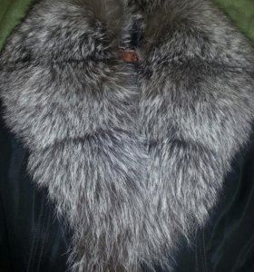 Пальто зимнее 56р