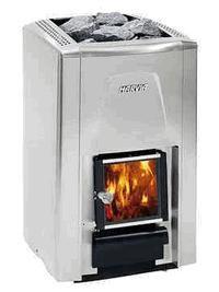 Дровяная печь для бани HARVIA 20 S Premium, WK200S